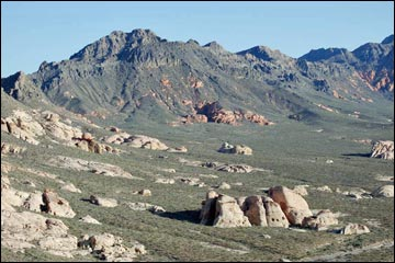 Muddy Mountains Wilderness Area
